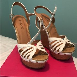 ShoeDazzle Adrianne Wedge